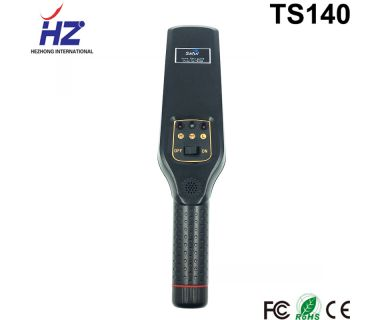 Saful Good Price Guard Waterproof Hand Hold Metal Detector TS140