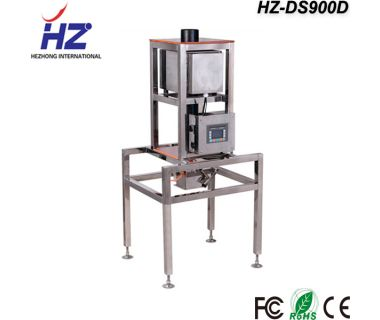 security keeping powder granule  pipeline metal detector needle detector  machine HZ-DS900D