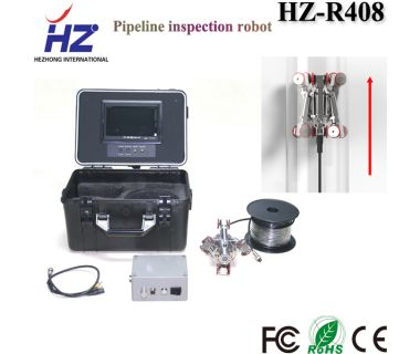 smart climb robot sewer inspection camera pipe inspection camera HZ-R408