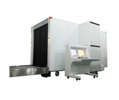 TS-150180 ISO9001 Cargo X-ray Scanner HD Image Inspection