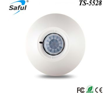 315/433/868MHz good sensitivity 360 degree infrared motion detector
