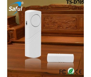 Window and door magenitic detector independent alarm