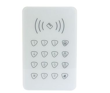 Saful The best touch key gsm/pstm alarm system keypad for disarming/arming/calling