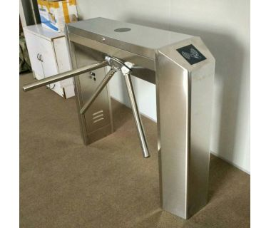 Secure Passage Portals semi-automatic tripod turnstile with latest technology